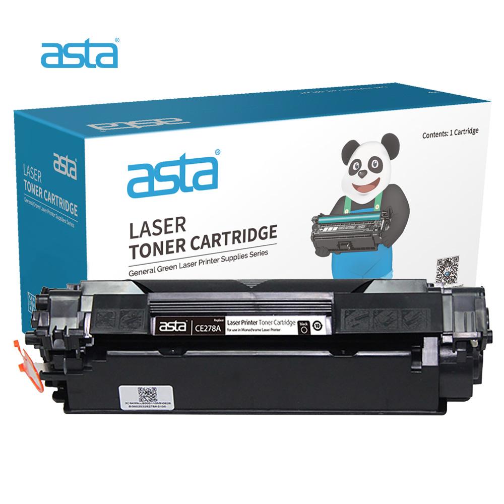 ASTA ODM China CB435A CE278A CB436A CE285A 35A 78A 36A 85A Compatible Toner Cartridge For HP Cartouche d'encre Cartucho de tinta