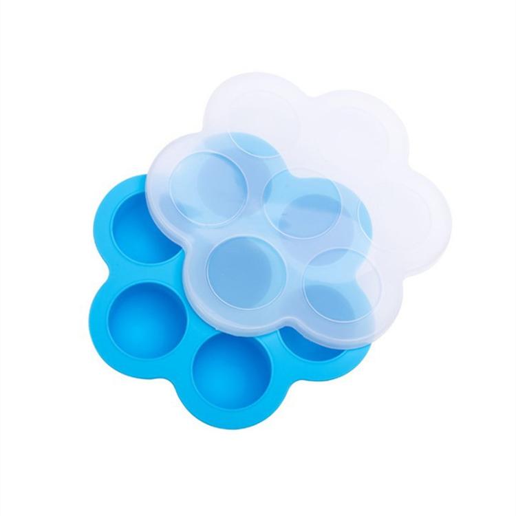 Силиконовые формы для укусов яиц и стойка для пароварки с термостойкими ручками, подходят для аксессуаров кастрюль