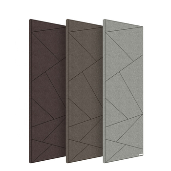 Build a Soundproof Room Used Acoustic Materials Sound Absorption Wall Panel