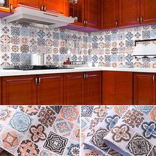 Старая мебель, декоративная пленка, шкаф, стикер для краски, ПВХ самоклеющиеся обои, водонепроницаемый домашний декор, наклейки на стену 1 м(Китай)