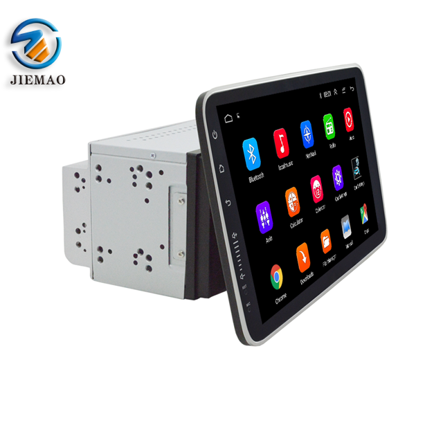 2din Gps Stereo Car Video Player Radio Universal Touch Screen 9/10 Inch 1 Din Headunit Android 9.1 Multimedia
