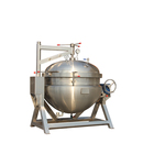 Jacket Professional Manufacture Grade Large Industrial Pressure Cooker Food Cooking Kettle Jacket