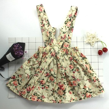 Frock cutting photos Yi Wu clothes vintage baby dress summer latest children dress designs