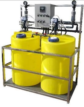 Automatic Polymer Dosing Device Machine Chemical Dosing System For Wastewater Treatment