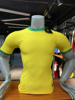 Brazil yellow
