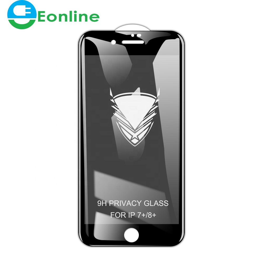 Eonline Anti peeping Protective Glass For iPhone SAMSUNG VIVO glass full cover iPhone 11 Pro Max Screen Protector Tempered Glass