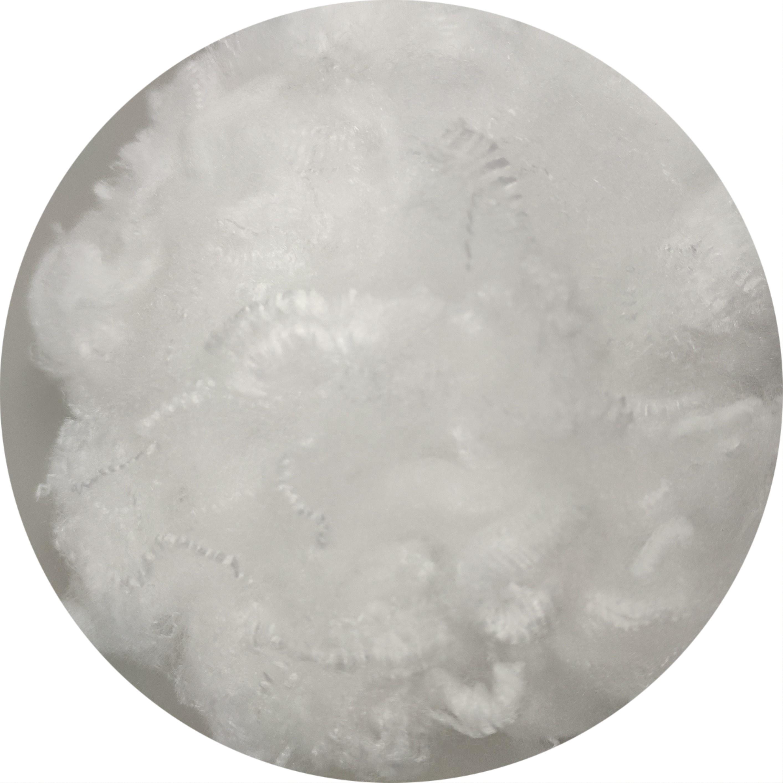 Virgin/recycled 100% Polyester Staple Fiber polyfill for pillow