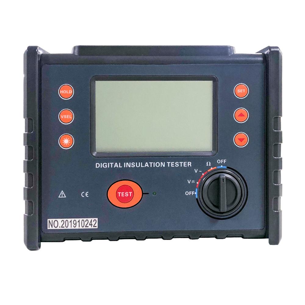 Digital insulation resistance tester high precision IR Megger Meter China Factory Price