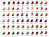 มีสีให้เลือกทั้งหมด