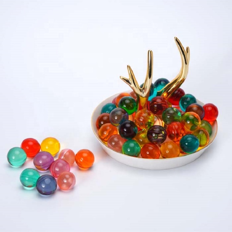 Top Sales Bath Oil Beads 50 pcs/bag Small Quantity Colorful scented For Spa Bath Custom Scent
