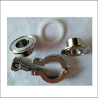 "Union 1.5"" Sanitary Stainless Steel Tri Clamp Ferrule Silicone Clamp Union Set"