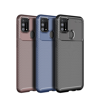 For Galaxy M31 Slim Protective Cover for Samsung M31 Case A70E A01 A21 A41 A11