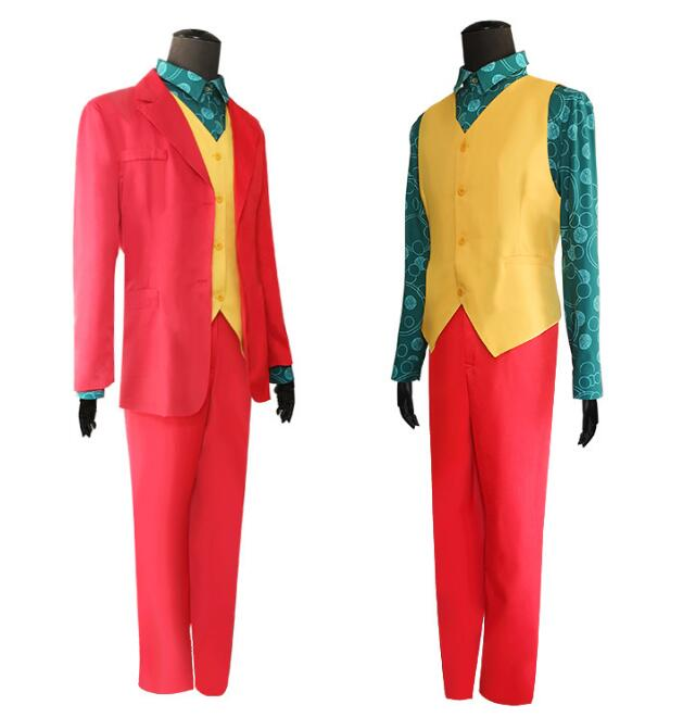 Ecowalson Joker Costume Halloween Cosplay Party Outfit Arkham Asylum Suit For Men Buy Joker Costume Halloween Halloween Costume Carnival Costume Product On Alibaba Com