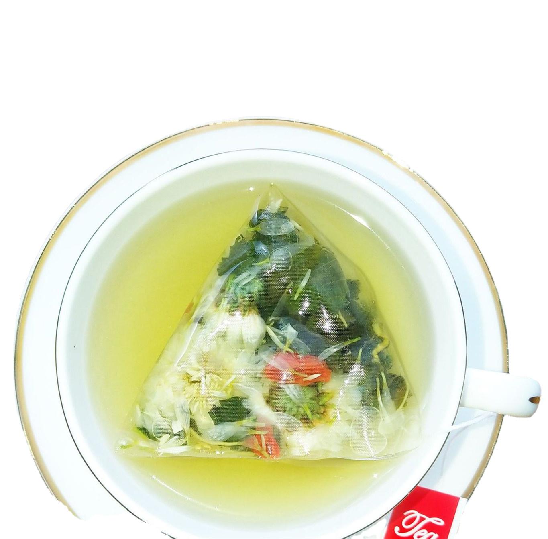 2021Hot Popular 100% Natural Organic Eye Care Bright Dried Herbal Tea Chinese Herbs Blooming Chrysanthemum Flower Tea - 4uTea   4uTea.com