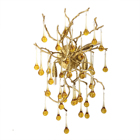 Led Lights Tree Luxury Yellow Lcrystal Led Wall Lights Indoor Modern Decorative Branch Copper Dining Glass Lighting Tree Twig Branch Lights