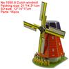 1690-8 Dutch windmill