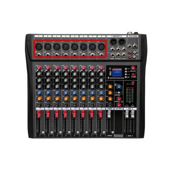 Factory Supplying Studio Master Audio Mini Mixer With Usb