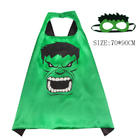 Party Cape Capes Halloween Costume Kids Party Super Hero Cape And Mask Superhero Capes And Masks