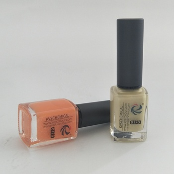 finger nail polish 42 colors oil-based nail lacquers & care