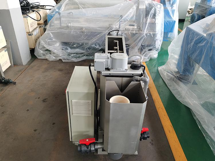 Domestic Sewage Water Treatment Plant sludge dewatering machine
