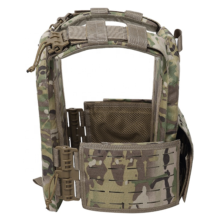 500D Cordura nylon adjustable combat military tactical army vest plate carrier