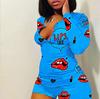 Blue-lip