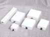 matte white 9*9*3.2cm