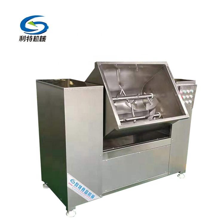 Industrial sausage stuffing mixing meat mixer /meat blender machine