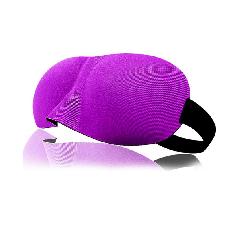 Eye Shading Easily sleep eye mask environment silk sleep blind fold 3d eye mask