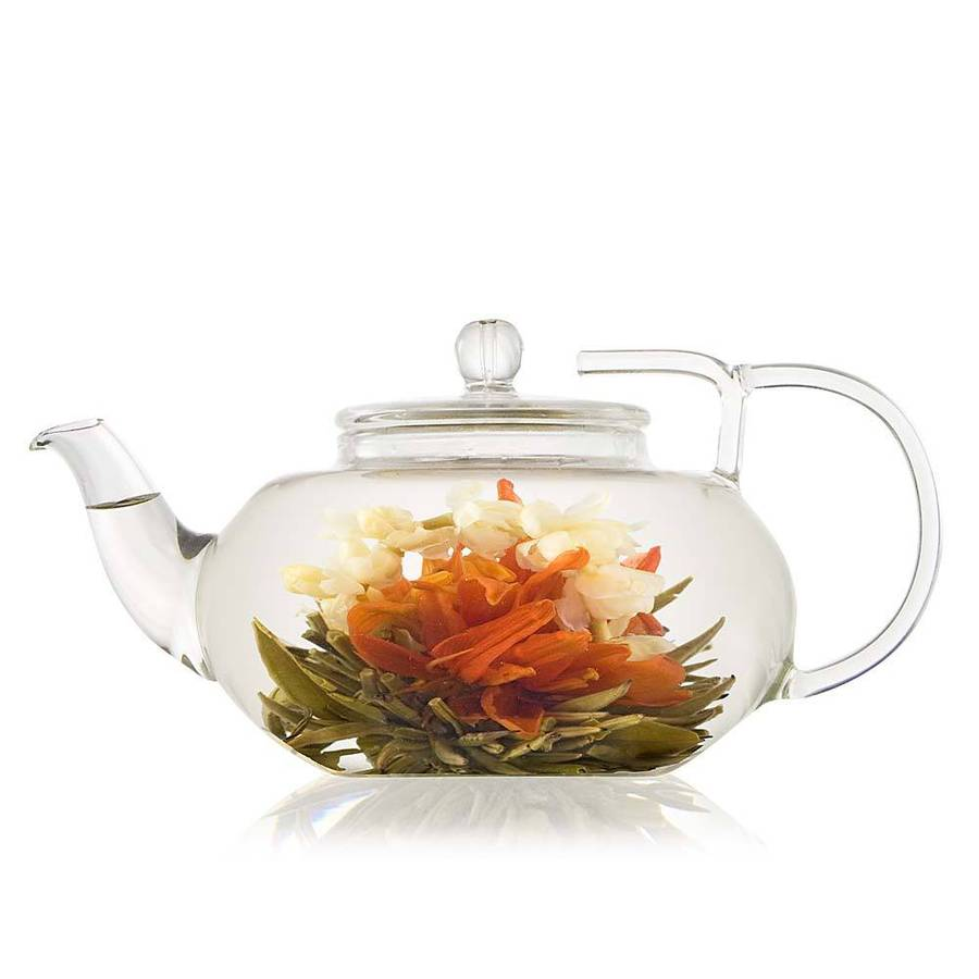 Blooming Tea GLF-A39 Dancing Ruby - 4uTea | 4uTea.com
