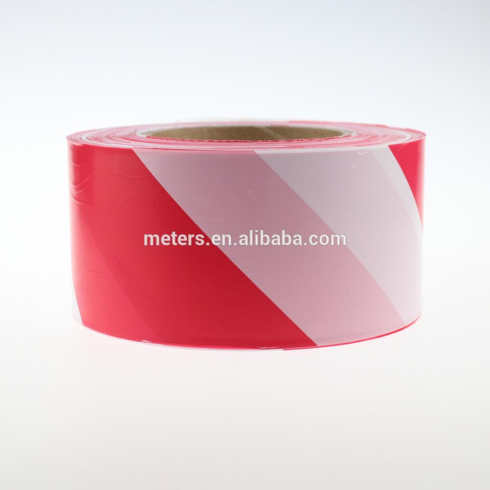 Предупреждение и опасность печати ПВХ напольная маркировочная лента