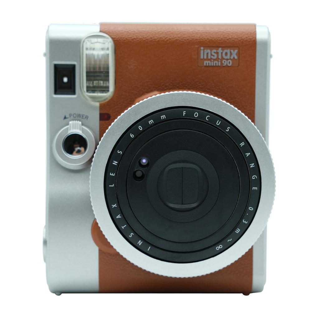 Фотокамера Fujifilm Instax Mini 90, фотокамера Fujifilm Instax Mini 90, фотокамера моментальной печати, новогодний Рождественский подарок 2020(Китай)