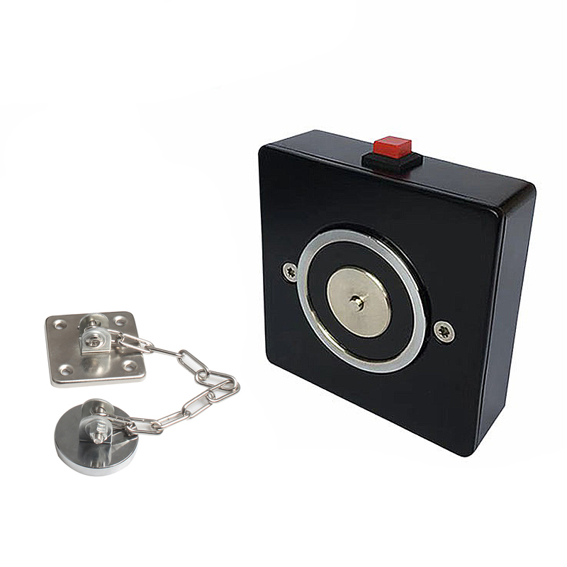 Wall Mount Standard Electromagnetic Door Holder for Emergency Exit Release