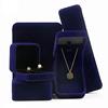 Jewelry set big Royal blue