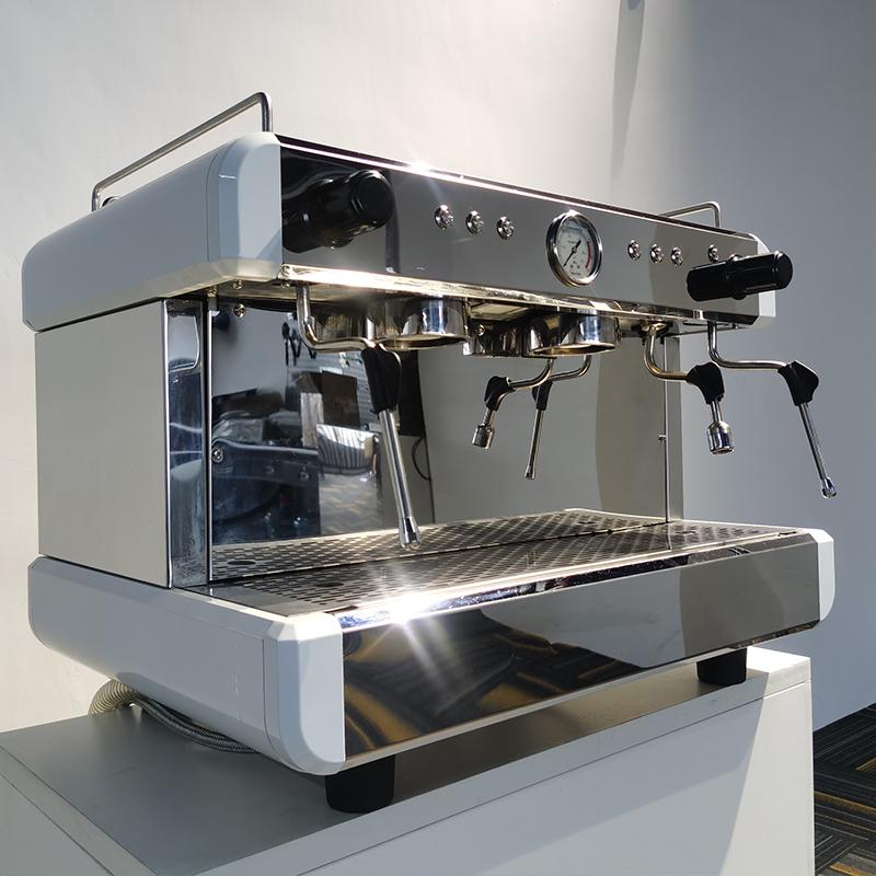 Профессиональный дизайн, 2 группы, коммерческий эпрессор, кофемашины для магазина Caffe