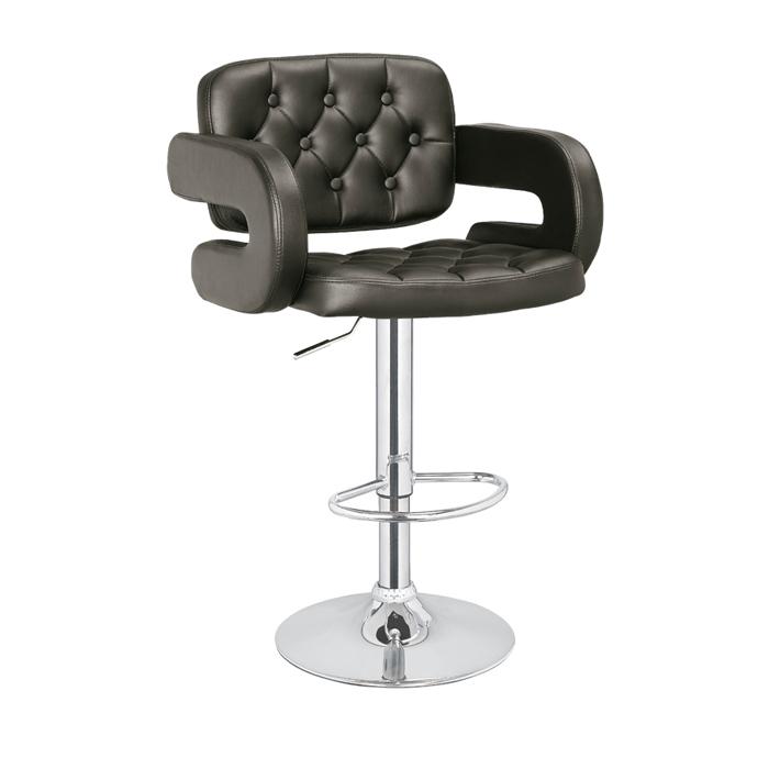 2021 NEW PU high bar stool for kitchen pub shop