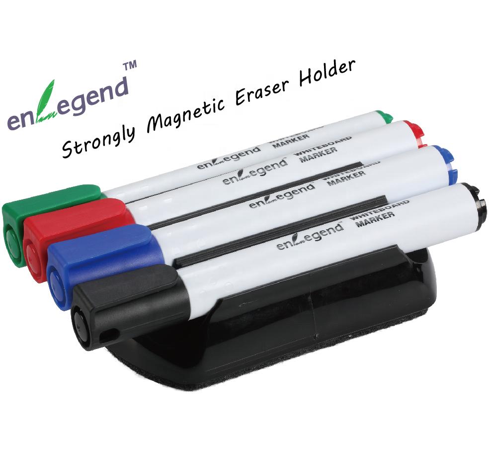 Promotional high quality automatic magnetic whiteboard eraser whiteboard marker holder - Yola WhiteBoard | szyola.net