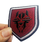 Team Patch Factory Direct Sell Club Team Embroidery Patch Custom Logo Embroidery Patch