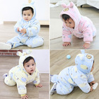 Baby Clothes Infant Thicken One-Piece Romper Winter Baby Romper Animal Shape Thick One-piece Baby Clothes