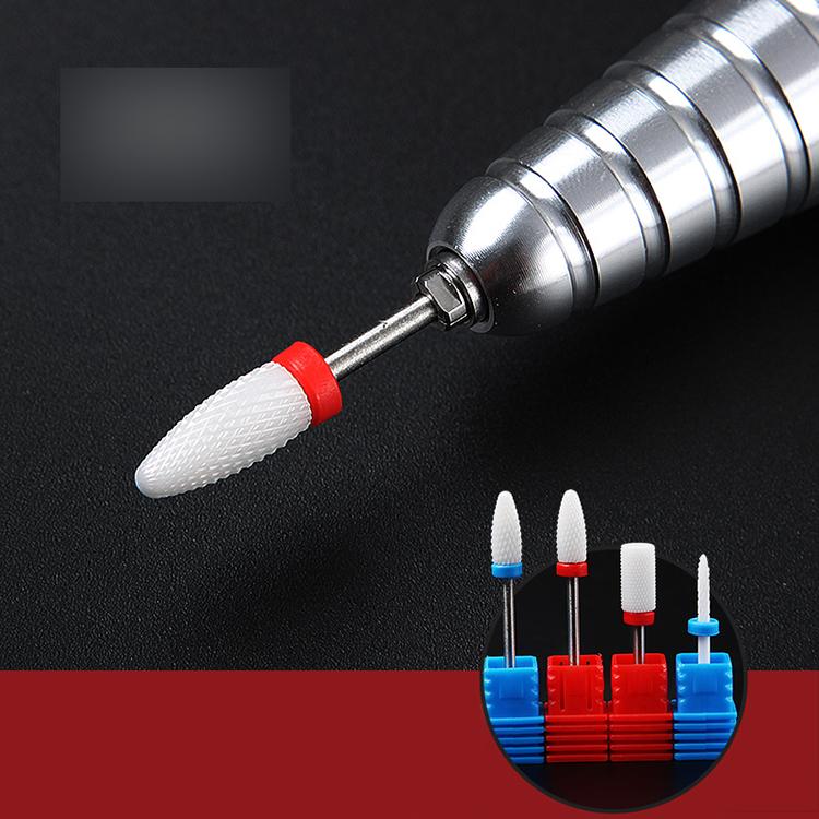 New Corn Head Quick Nail Removal Electric Nail Polish Grinder Drill Bit Nail Art Machine