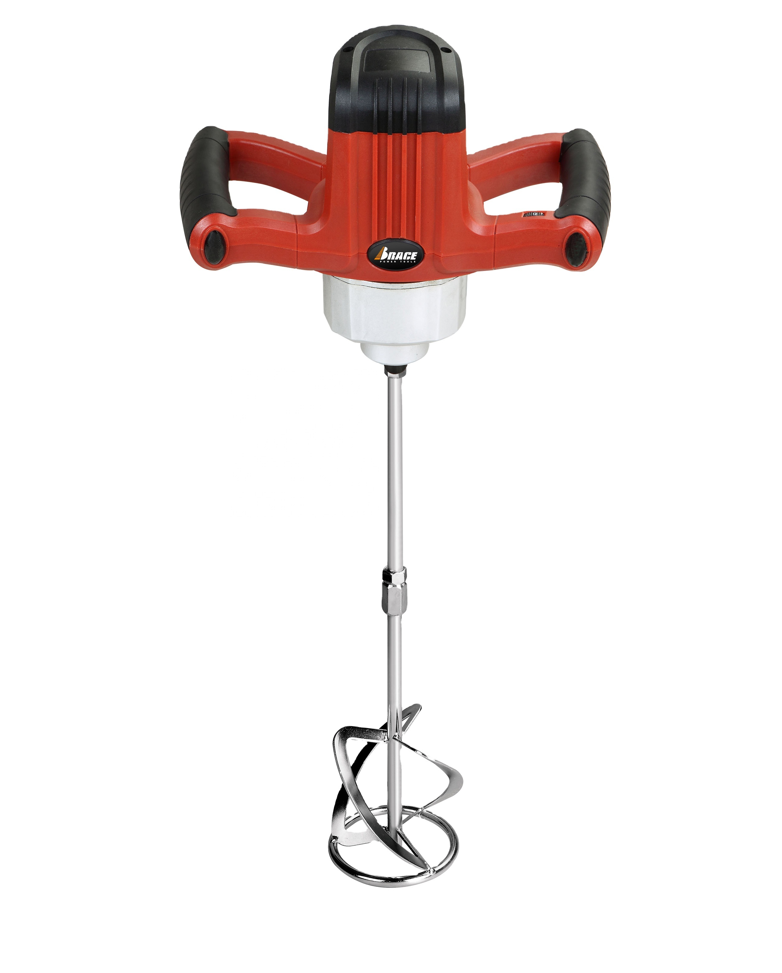 The 1200W 1400W Handheld Electric Paint Paddle Mixer With Two Variable Speed