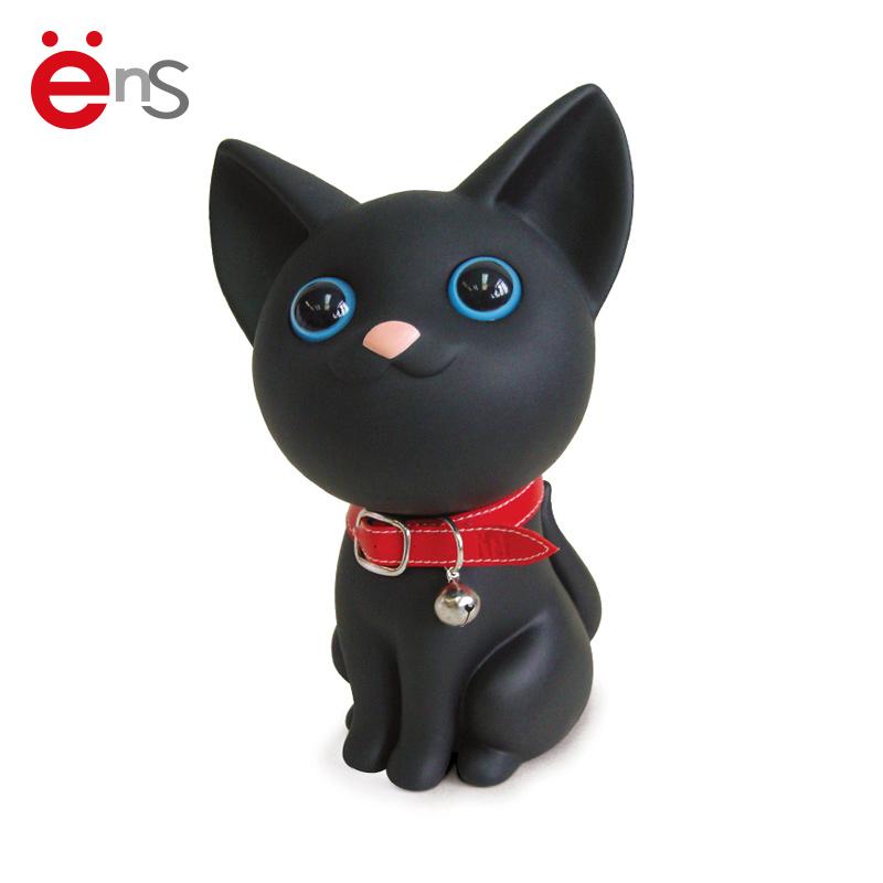 OEM-дизайн, магнитный бумажный пластиковый держатель с зажимом в форме кошки