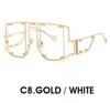 800 C8 Gold / Transparent