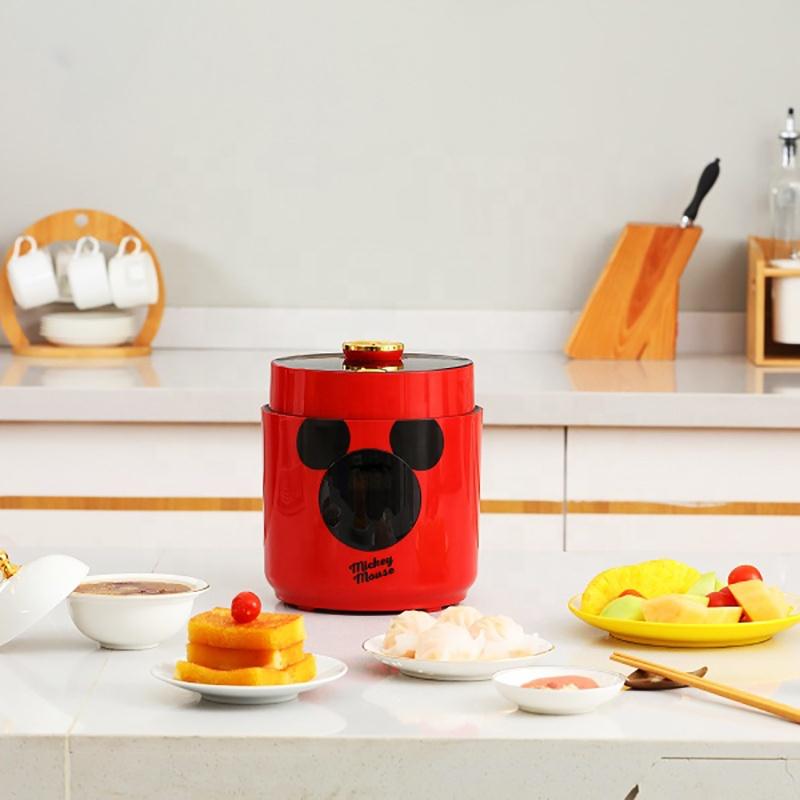 С рисунком из мультфильма Микки рисоварка кобрендовые 24-часовой заказ в течение 1-2 людей, которые используются в Smart времени Рисоварки