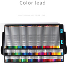 High Colors Colored Colour Colouring Pencil High Quality 150 Colors Oil Based Artist Pencil 150 Colors Colored Pencil