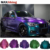 Wholesale colorshift effect automotive mirror powder car chameleon paint coating pigment for auto paint