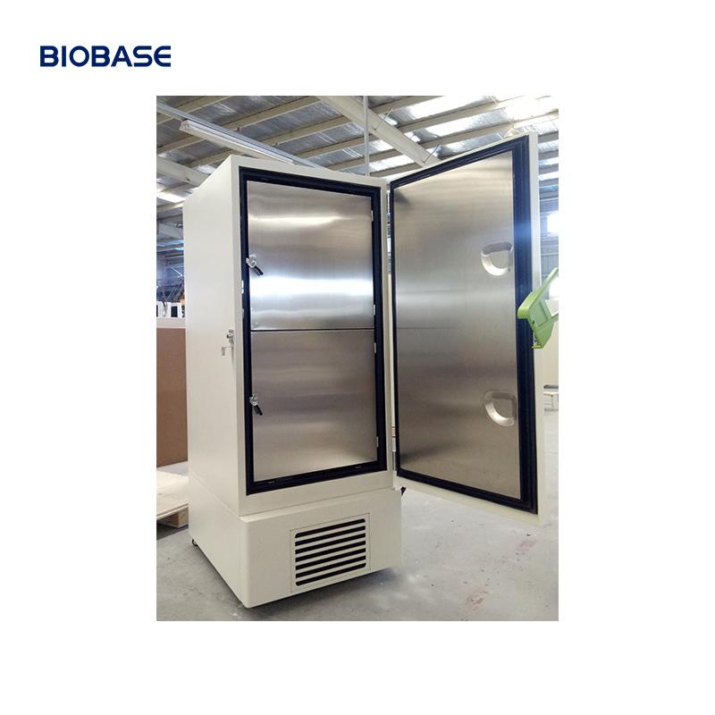 Морозильник BIOBASE 338L лабораторный 80c лабораторный морозильник медицинский вертикальный морозильник из нержавеющей стали