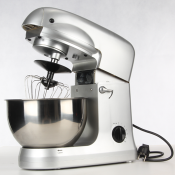 Professional 5L Electric Stand Food Mixer Blender Planetary Cooking Mixer Egg Cake Milk shake Beater Dough Mixer Machine