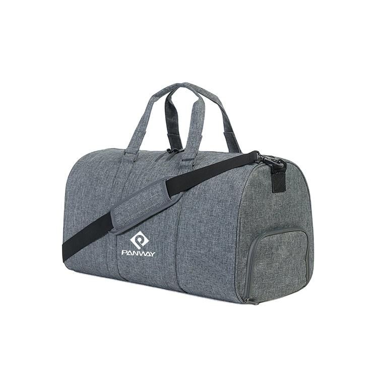 Custom Wholesale high Quality  waterproof Polyester unisex  sports gym Travel Bag
