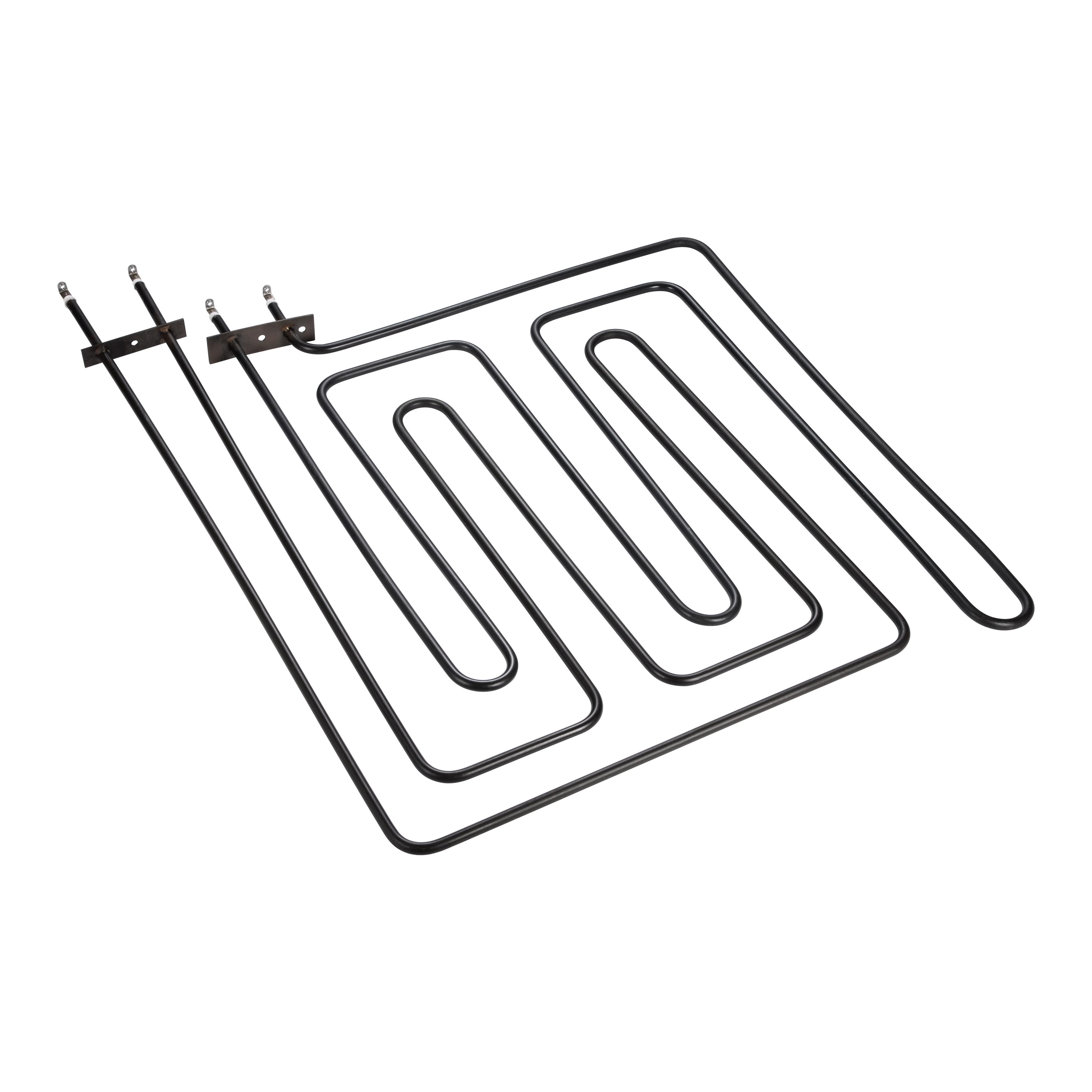 Safe Tubular Rotary Oven Heating Element For Family Bottom Oven Custom Made Heating Element